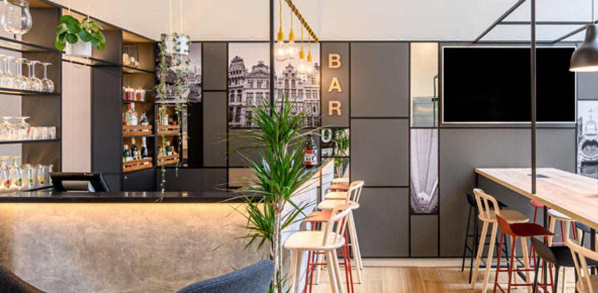 hôtel bar en Belgique