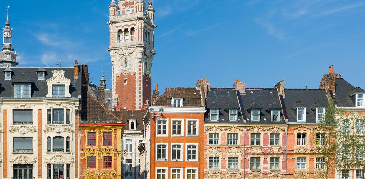 hôtel proche aéroport Lille B&B HOTELS