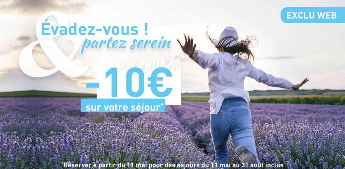 promotion -10€ B&B HOTELS