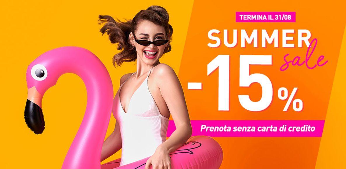 Summer Sale -15%