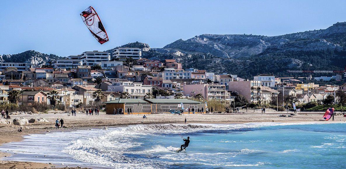 B&B Hôtels à Marseille plages
