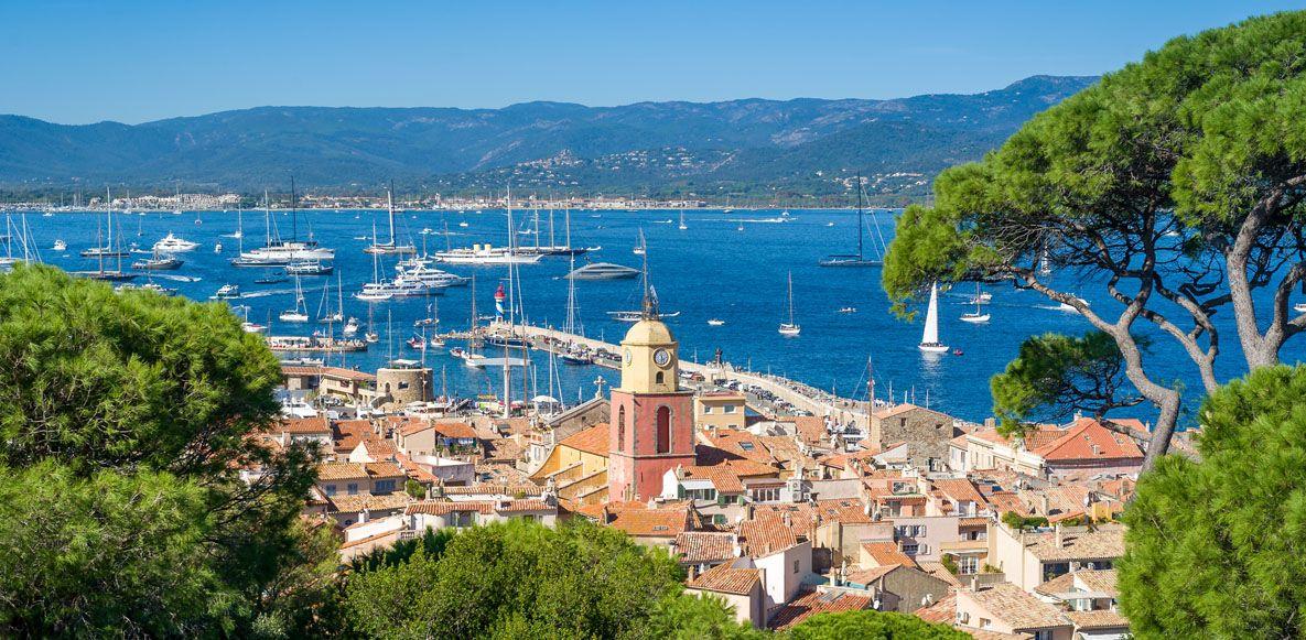 hôtel sur la Côte d'Azur