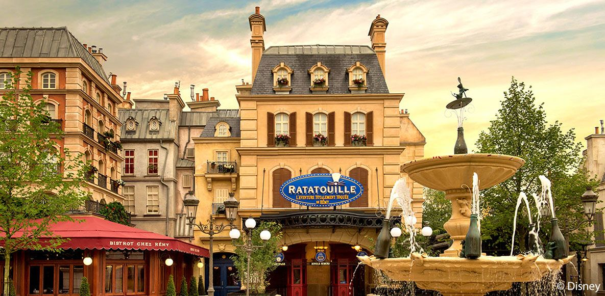 restaurant Disneyland Paris B&B HOTELS