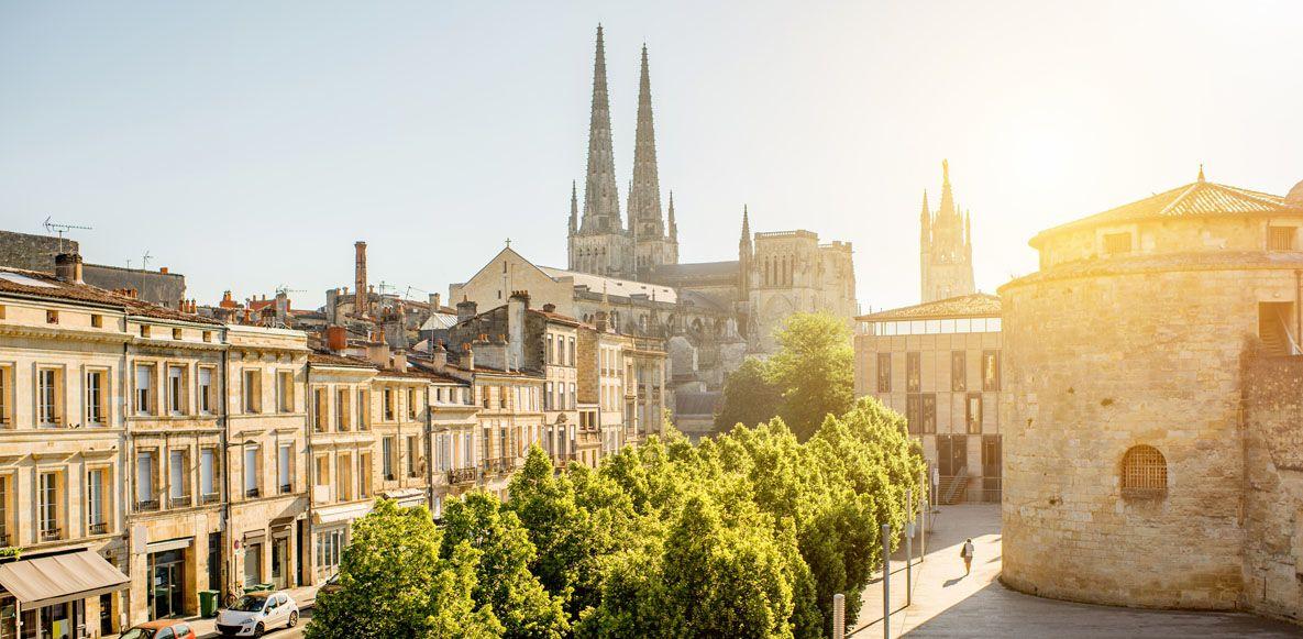 hôtels à Bordeaux