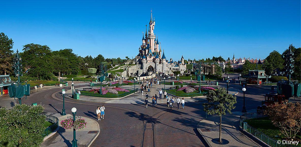 week end Disneyland Paris