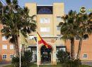 Entrada Hotel B&B Alicante