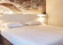 Hotel B&B Vigo cama de matrimonio
