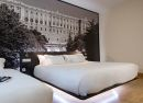 Familiar panorámica Hotel B&B Madrid Aeropuerto T4