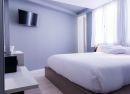 Cama panorámica Hotel B&B Madrid Fuencarral 52