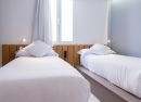 Habitación doble con dos camas Hotel B&B Fuencarral 52