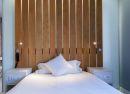 Cabecero camas Hotel B&B Fuencarral 52