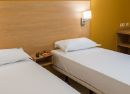 Lateral twin Hotel B&B Madrid Las Rozas