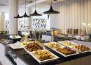 Buffet de desayuno Hotel B&B Valencia Ciudad de las Ciencias