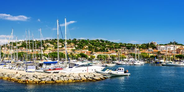 Port de Sainte-Maxime
