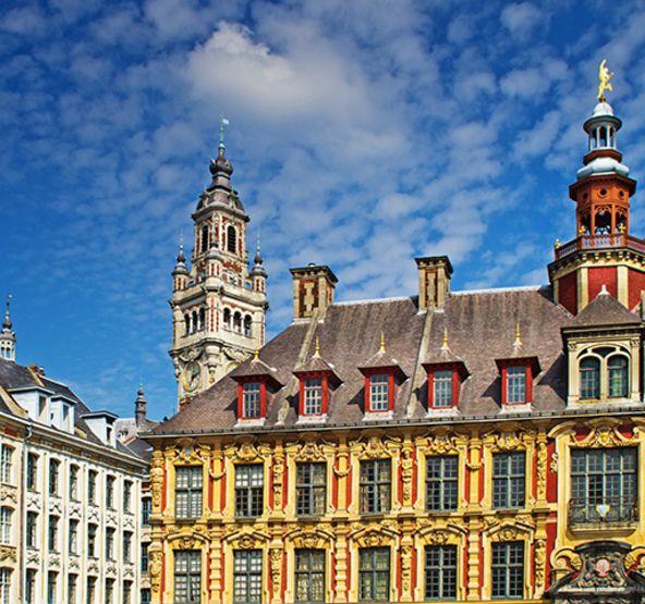 hôtel à Lille
