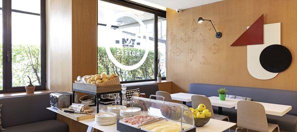 Hotel Udine - Proposta colazione - B&B Hotels