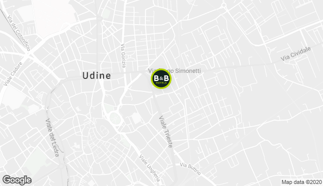 B&B Hotel Udine