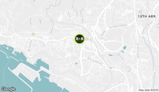 B&B Hotel Marseille Estaque