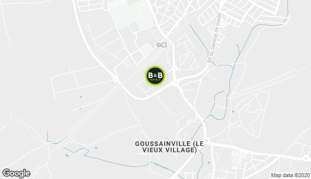 B&B Hotel Goussainville CDG