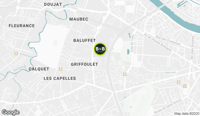 B&B Hotel Toulouse Purpan Zénith
