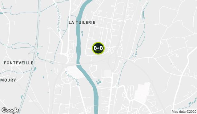 B&B Hotel Châtellerault