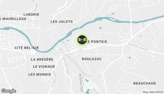B&B Hotel Périgueux Boulazac