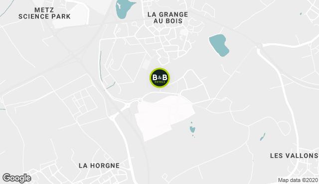 B&B Hotel Metz Est Technopole Pôle Santé