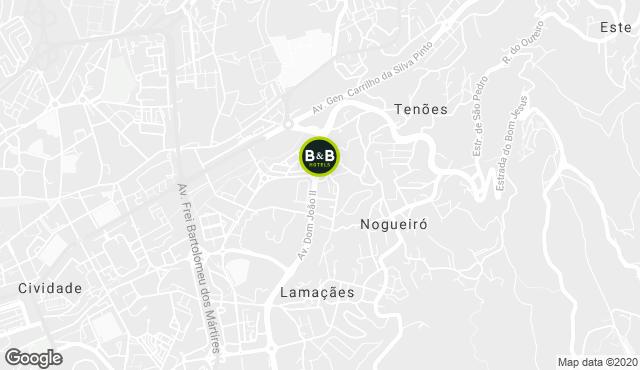 B&B Hotel Braga Lamaçães