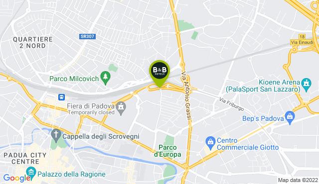 B&B Hotel Padova