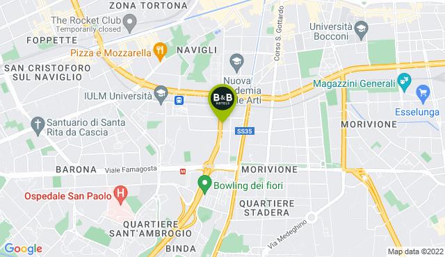 B&B Hotel Milano La Spezia