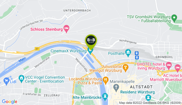 B&B Hotel Würzburg