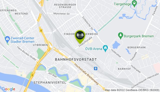 B&B Hotel Bremen-City