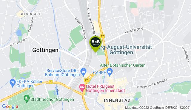 B&B Hotel Göttingen-City