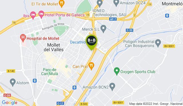Hotel Barcelona Mollet | B&B Hotel