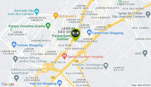 B&B Hotel São José dos Campos