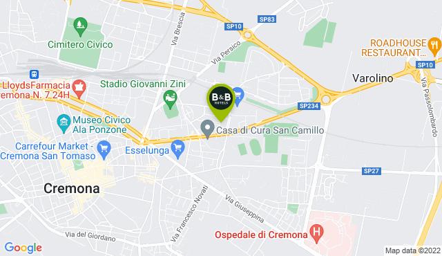 B&B Hotel Cremona