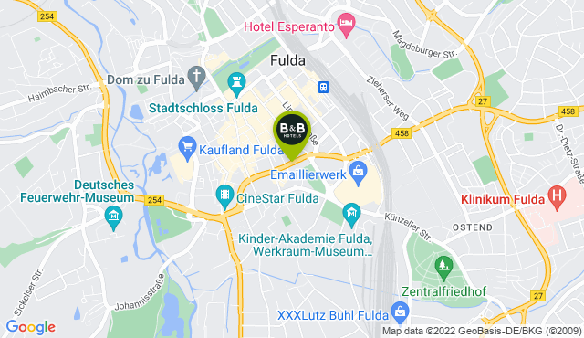 B&B Hotel Fulda