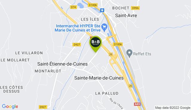 B&B Hotel Saint Jean de Maurienne