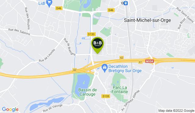 B&B Hotel Brétigny-sur-Orge