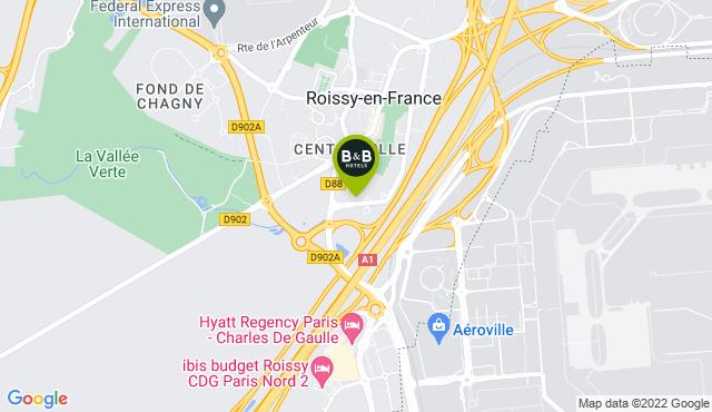B&B Hotel Paris Roissy CDG Aéroport