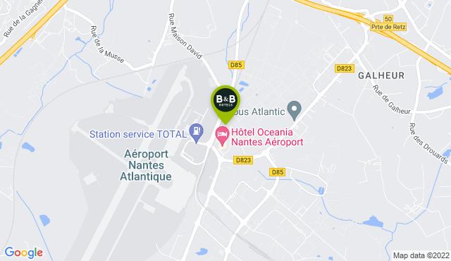 B&B Hotel Nantes Aéroport