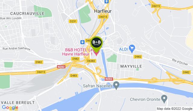 B&B Hotel Le Havre Harfleur 1