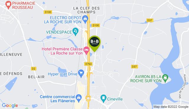 B&B Hotel La Roche-sur-Yon