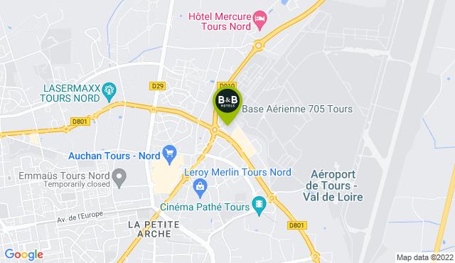 B&B Hotel Tours Nord (1) Val-de-Loire