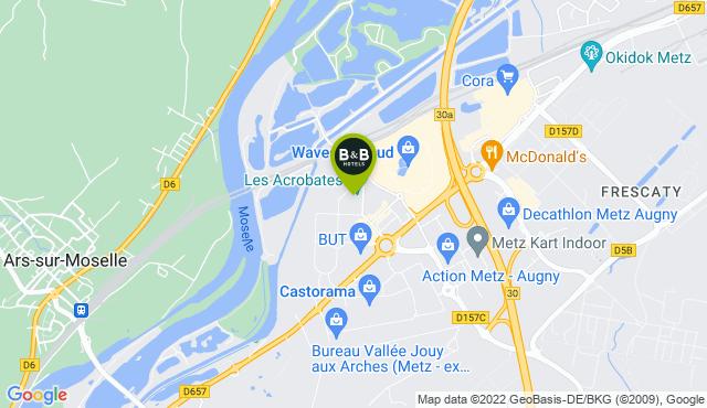 B&B Hotel Metz Jouy-aux-Arches