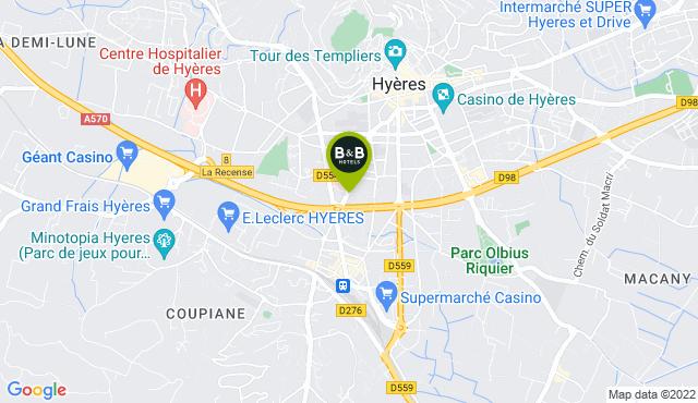B&B Hotel Hyères