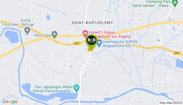 B&B Hotel Fréjus Roquebrune-sur-Argens