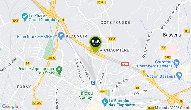 B&B Hotel Chambéry La Cassine