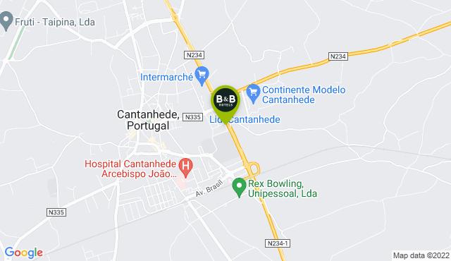 B&B Hotel Cantanhede Coimbra