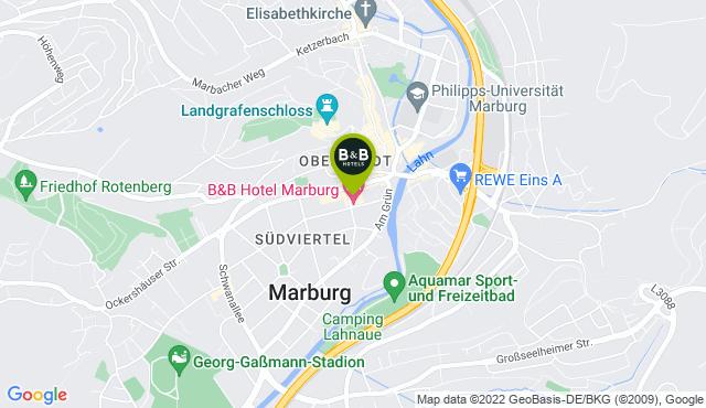 B&B Hotel Marburg